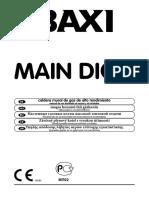 Manual Main Digit