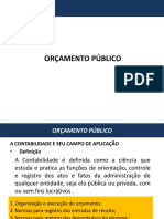 Orçamento Público - OP