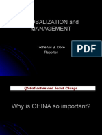 (DPA) Globalization and Management