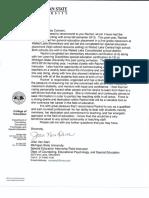 rachel letter recommendation joan van dam