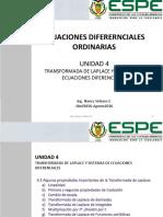 4.3 Propiedades de La Transformada de Laplace Pp 1-21