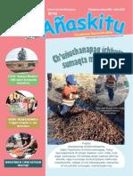 Revista infantil Añaskitu Nº 93