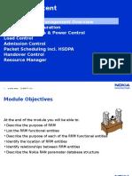 3G Radio Rsource Management Overview RAS051
