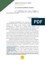Ditadura e homossexualidades no Brasil