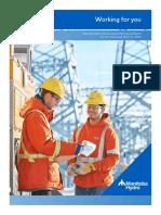 Manitoba Hydro Annual Report 2015-16