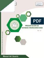 Dgii02000003 Manual de Usuario-como Efectuar Cargar de Los Estados Financieros
