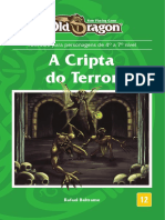 Old Dragon - Aventura a Cripta Do Terror