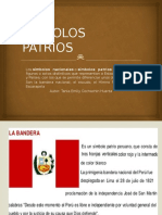 SÍMBOLOS PATRIOS