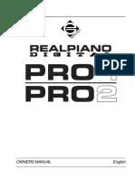 GEM Pro 1 - Manual de Usuario