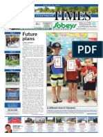 August 19, 2016 Strathmore Times