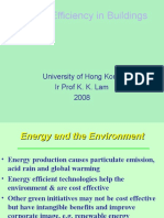 IDDP-0809 Seminar Energy Efficiency