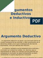Args Deductivos e Inductivos
