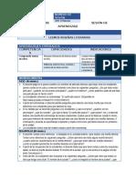 COM - U5 - 3er Grado - Sesion 04.docx