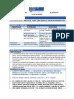 COM - U5 - 3er Grado - Sesion 06.docx