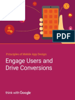 Principles of Mobile App Design Engage Users and Drive Conversions