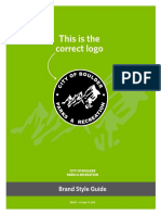 Boulder Parks and Recreation Brand Guidelines