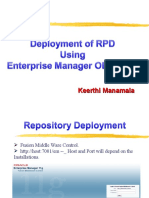 OBIEE11g RPD Deployment