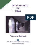 Encontro Secreto Em Roma