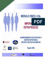 Of Modulo 5 Imperativos Estrategicos