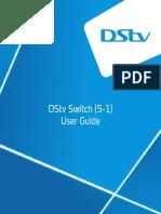 DStv Explora Switch User Manual