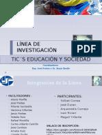 7. PRESENTACIÓN TIC´S EDUCACIÓN Y SOCIEDAD (1)