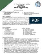 wg pre-ap syllabus 2016-17