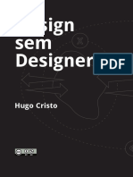 Hugo Cristo_ebook_Design Sem Designer