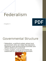pp chapter 3 federalism