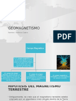 Geomagnetism o