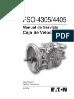Caja Eaton fso 43-4405 Español