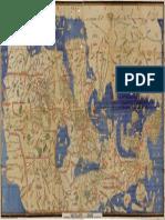 خريطة الادريسي