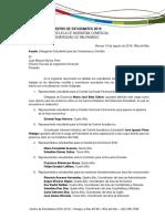 Delegación Estudiantil para Comisiones y Comités Triestamentales