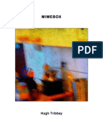 Hugh Tribbey - MIME BOX