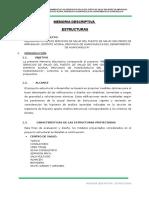 3.1 Mem. Descriptiva - Estructuras.doc