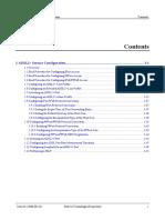 01-1 ADSL2+ Service Configuration