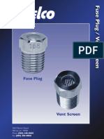 Tapon Fusible RUELCO
