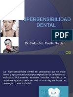 Hipersensibilidad Dental Carlos Castillo