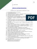 Jorge Farah - Curso de Inglês - Apontamentos 1.doc