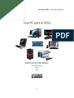 Una PC para 202x