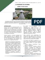 La Ingenieria Civil en Colombia