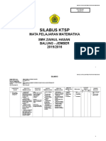 SILABUS dan RPP Matematika SMK