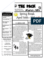 PRLC March 2014 Newspaper