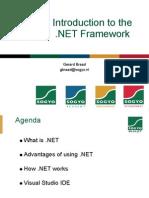 NET Introduction