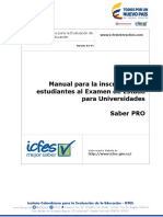 Manual de Inscripcion Universidad Saber Pro v2