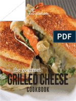 The Gourmet Grilled Cheese Cookbook - Kit Graham