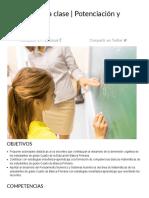 Actividad para clase _ Potenciación y radicación.pdf