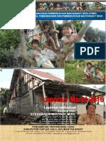 Monthly Individual Report - P3MD - Stephanus Mulyadi - TA PSD Kapuas Hulu-Maret 2016
