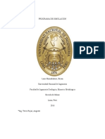 4to Informe Geoestadistica-simulacion