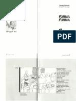 A Fôrma e a Forma