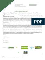 Cyber Extension - Kementerian Pertanian - Pusat Penyuluhan Pertanian, Badan Penyuluhan Dan Pengembangan SDM Pertanian
